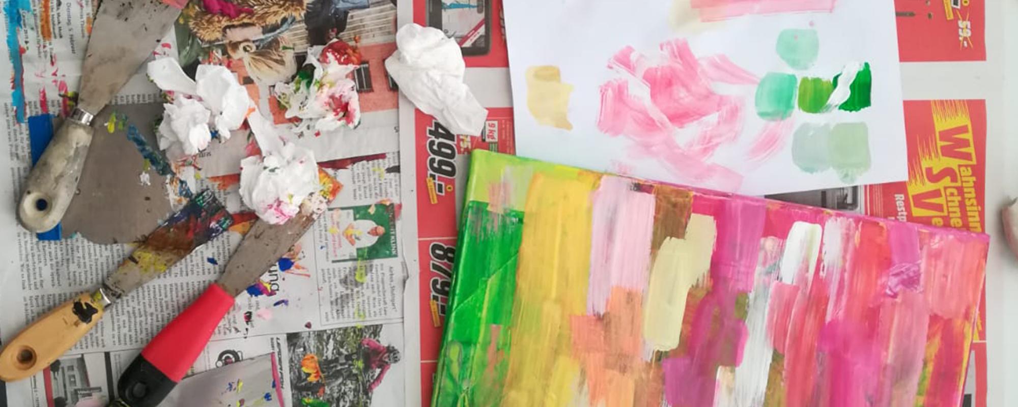 Kunstwerkstatt 3